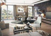 Luxuswohnung mit Garten in Traumlage