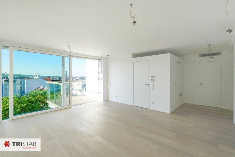 Neuerrichtete Dachgeschoßwohnung - Top Ausstattung ! /  / 1180Wien / Bild 1