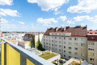 DG-WOHNUNG mit grosser Terrasse und AUSBLICK! ab JETZT!