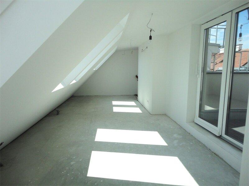 Terrassenhit über den Dächern, Neubau (Ausbau von Altbau) - schlüsselfertig, 19 m2 Terrasse, Nähe U6-Nußdorferstraße! /  / 1180Wien / Bild 8