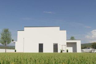 Einfamilienhaus mit Garage - Absolute Grünruhelage - In Gänserndorf Süd