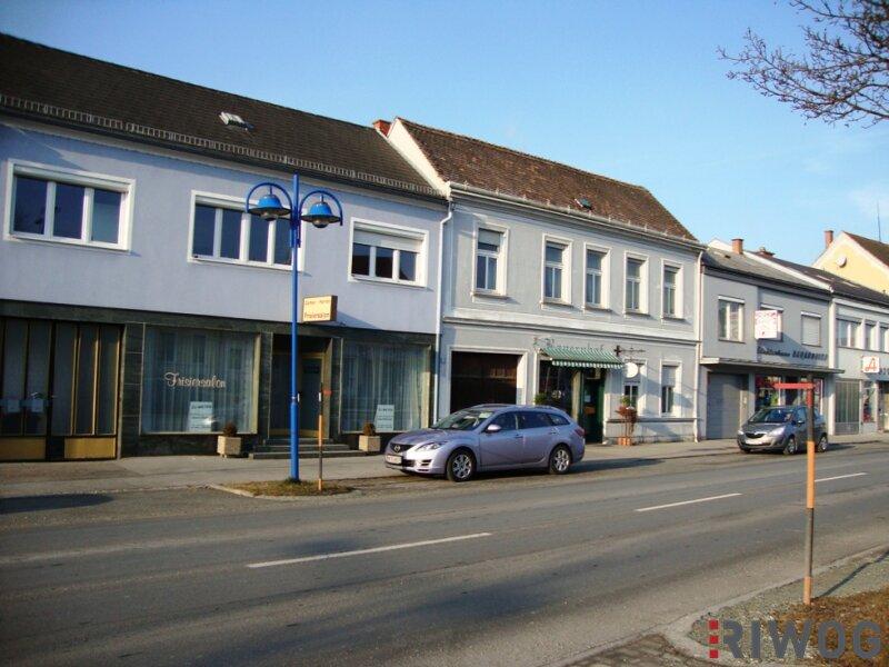 ++ Wohn-Geschäftsgebäude ca. 6,5% Rendite++