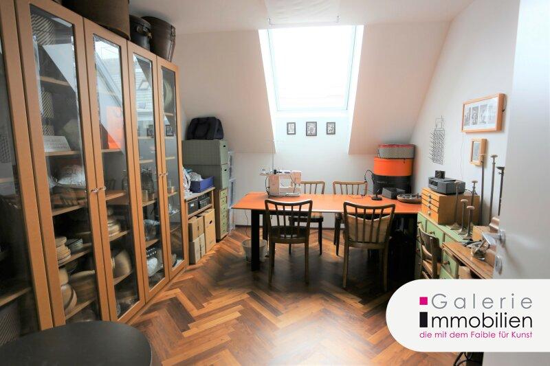 Außergewöhnliche DG-Wohnung mit Terrasse auf Wohnebene - Garagenplatz Objekt_34973 Bild_57