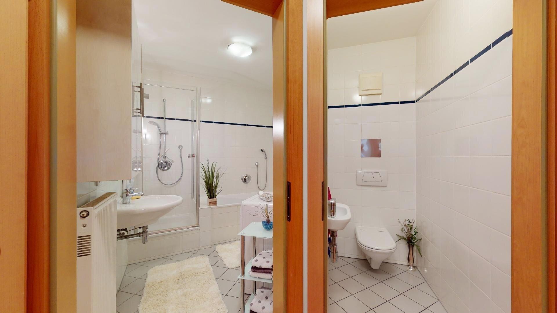 WC und Bad