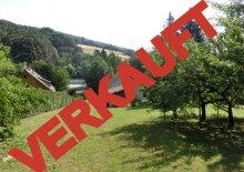 VERKAUFT - Doppelhaus mit großem Grundstück möglich!