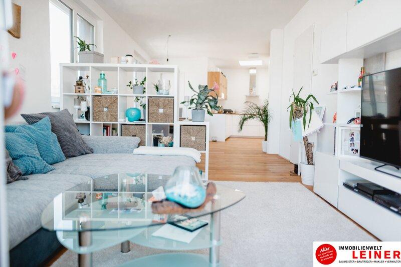 Schwechat - Penthouse - inklusive 28 m² Terrasse Objekt_9548