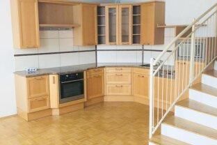 3-Zimmer Maisonette Wohnung mit Garten und Carport
