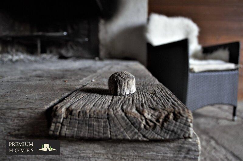 Breitenbach am Inn - Elegantes Landhaus - offene Feuerstelle mit unbrennbarem Holz