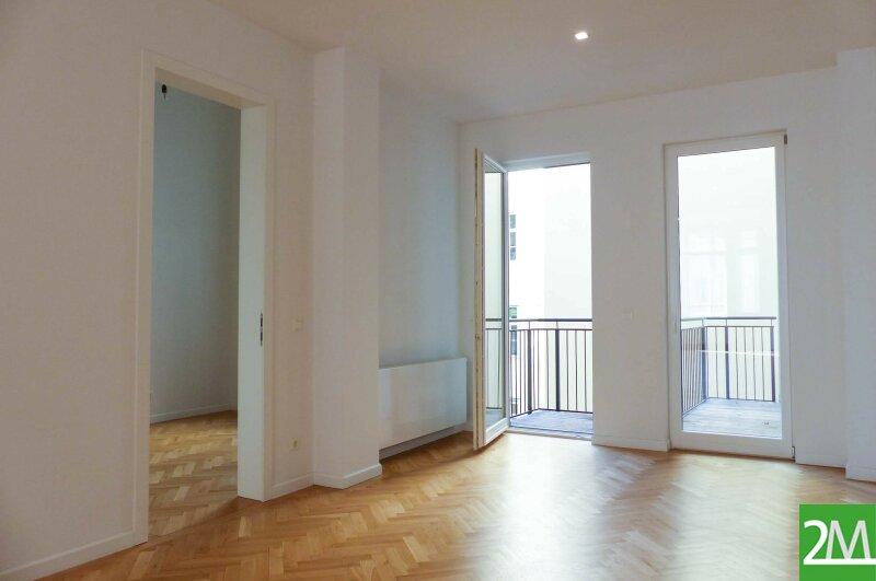 Geräumige 4-Zimmer-Altbauwohnung nahe Arenbergpark /  / 1030Wien / Bild 3