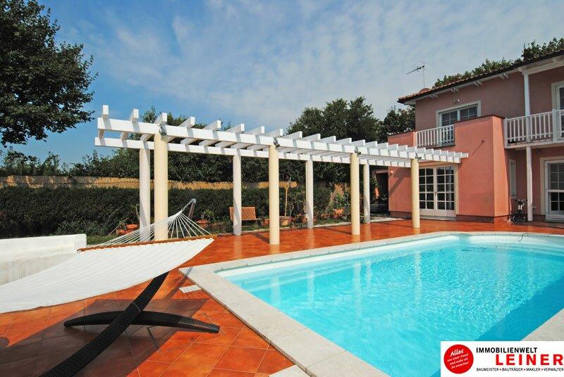 Villa im toskanischen Stil - für immer Urlaub! Bezirk Bruck/Leitha - in nur 30 Minuten in Wien Objekt_1472