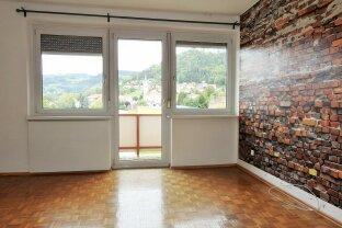Sehr gepflegte 3-Zimmer-Wohnung mit zwei Balkonen