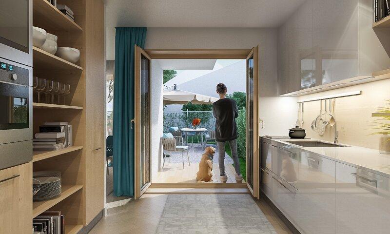 BAURECHT: Provisionsfrei! Gediegener Luxus auf 3 Wohnebenen + Dachterrasse und Garten