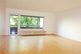 Viel Platz in Parsch! Ruheverwöhnte 3-Zimmer-Wohnung mit Blick in die Parkanlage
