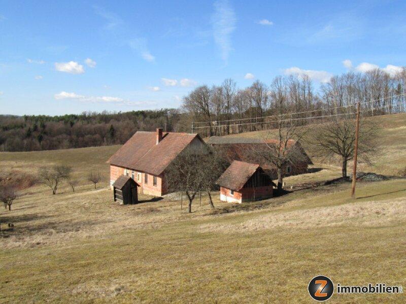 Jennersdorf: Dreiseithof mit 6ha in traumhafter Einzellage