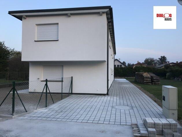 Attraktives Doppelhaus in Langenlebarn