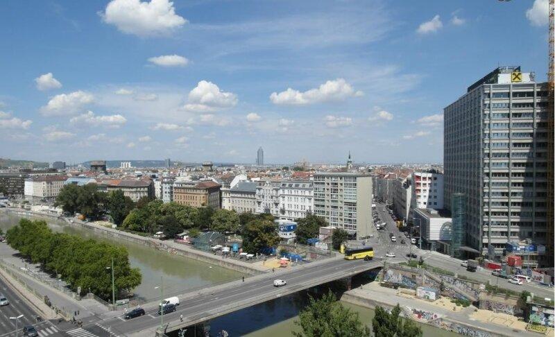 *Top sanierte 2-Zimmer-Wohnung mit 150m² Gemeinschaftsdachterrasse 360 grad Wienblick! /  / 1010Wien / Bild 3