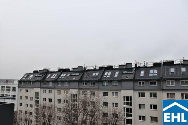 Balkonwohnung in Grünruhelage nahe dem Hauptbahnhof
