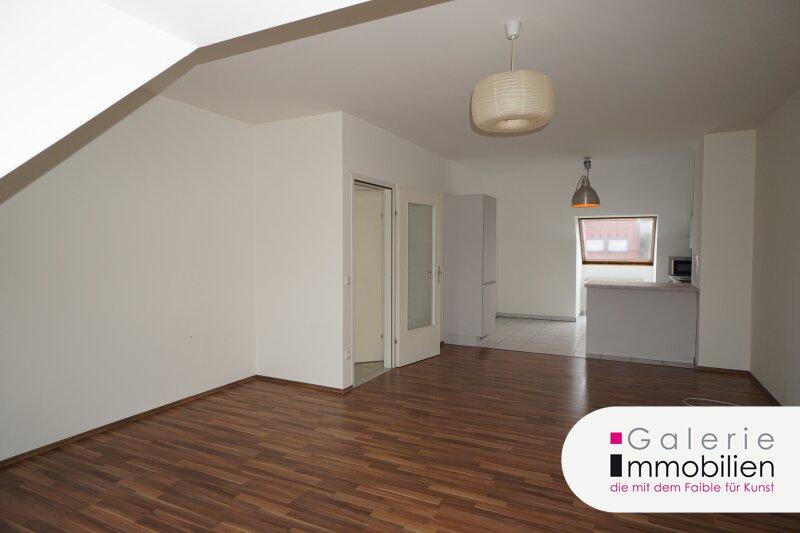 Blick auf Kahlenberg und Bisamberg - Terrassenwohnung im Neubau Objekt_29159 Bild_412