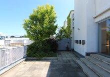 Maisonette mit Terrasse, U4