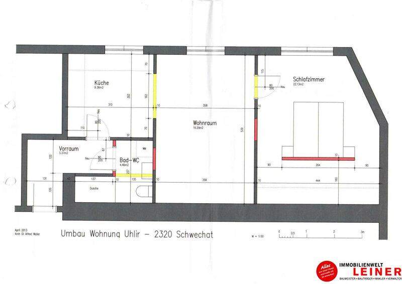 2 Zimmer Eigentumswohnung in Schwechat - die perfekte Starterwohnung Objekt_9327 Bild_261