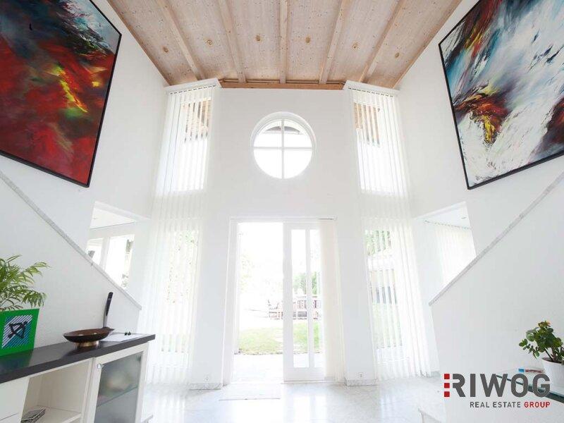 Einzigartige Architektenvilla !