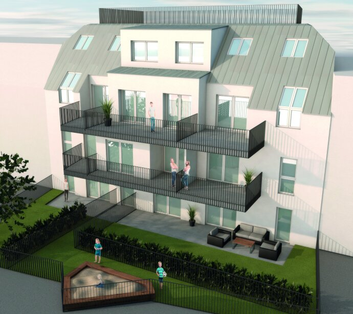 Erstbezug! Anlagewohnungen in bester Lage - U2 Aspernstraße
