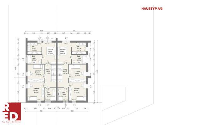 LEO25 - Haus 25/1/A: Wohnen mit Land-Stadt Charakter