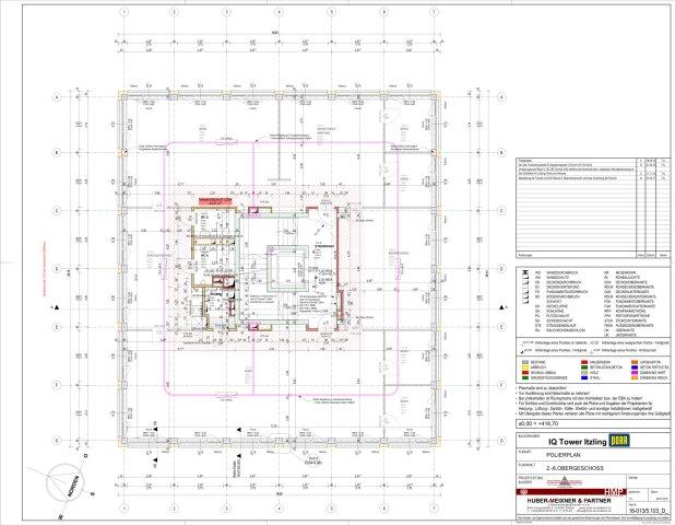 DIREKT VOM EIGENTÜMER - IQ Office Tower, flexible Raumaufteilung noch möglich, Neubau
