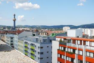 Dachgeschosswohnung mit zwei Terrassen