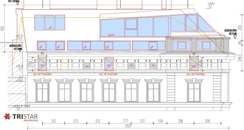 NEU! ++ 1070 Wien ++ 3 Exklusive Dachgeschosswohnungen mit Panoramablick (Top 15) ++ /  / 1070Wien / Bild 8