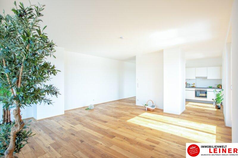 100 m² PENTHOUSE *UNBEFRISTET*BARRIEREFREI*Schwechat - 3 Zimmer Penthouse im Erstbezug mit 54 m² großer südseitiger Terrasse Objekt_9404 Bild_418