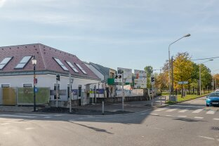 Wohnen in Hirschstetten // 31 Erstbezugswohnungen in der Hirschstettner Straße 76