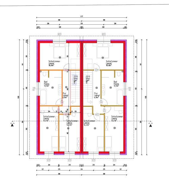 Provisionsfreie Neubau-Doppelhaushälfte in Grünruhelage - belagsfertig, WBF möglich! /  / 2230Gänserndorf / Bild 5