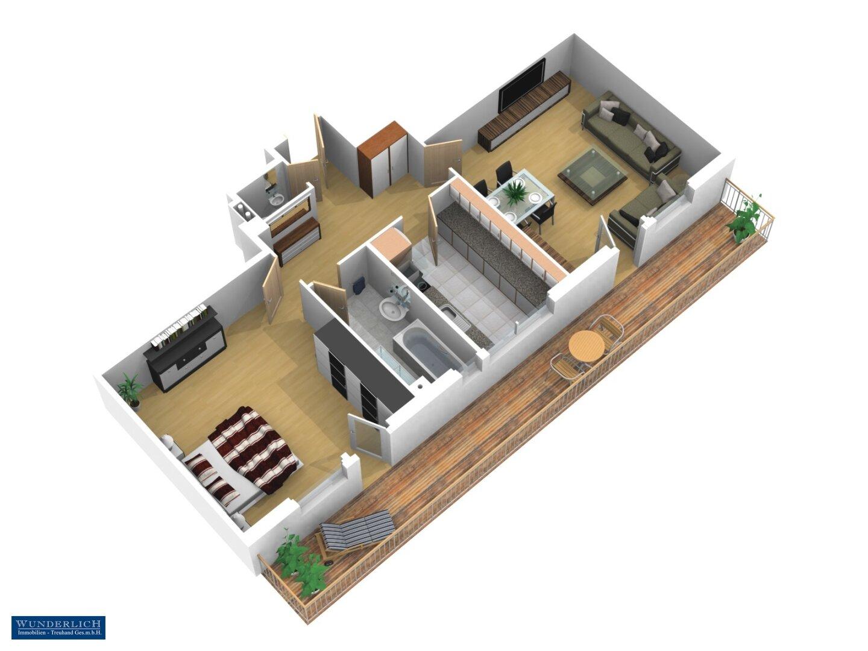 3D-Visualisierung 1