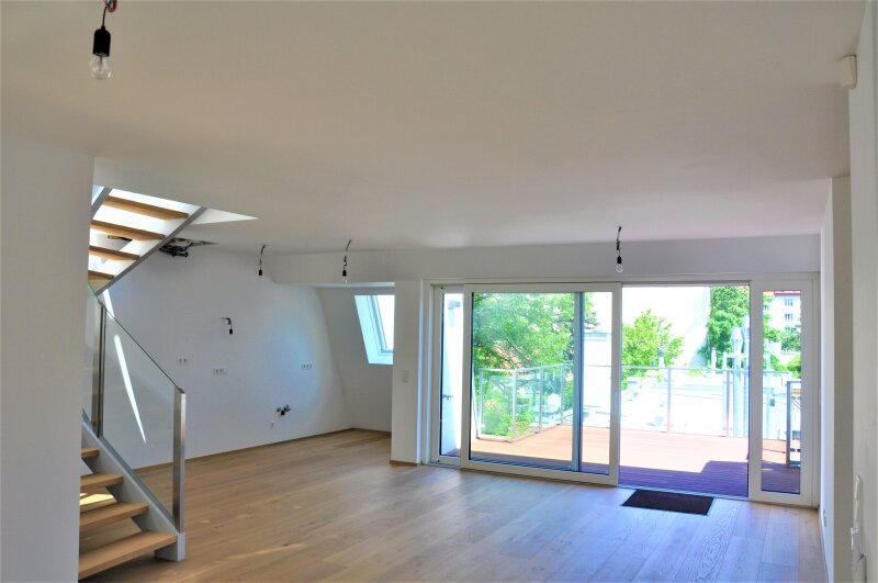 .Luxuriöse Neubauwohnung mit Balkon und Dachterrasse (mit 360° Rundgang)!!! /  / 1180Wien / Bild 3