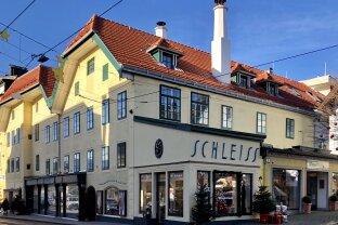 Geschäftslokal in Bestlage in Gmunden zu kaufen.