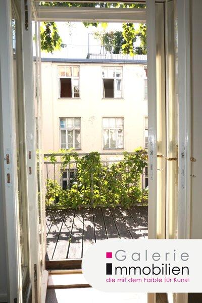 Wunderschöne Mietwohnung - hofseitig mit Balkon - Garagenplatz Objekt_34598 Bild_167