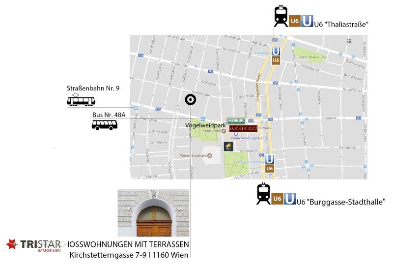 PROVISIONSFREI I Jetzt Vormerken I Eigentumswohnungen mit Terrassen I Kirchstetterngasse 7-9 I 1160 Wien /  / 1160Wien / Bild 1