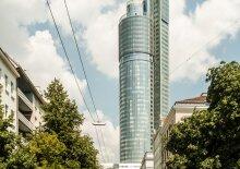 MILLENNIUM TOWER | Büros im Ausblick