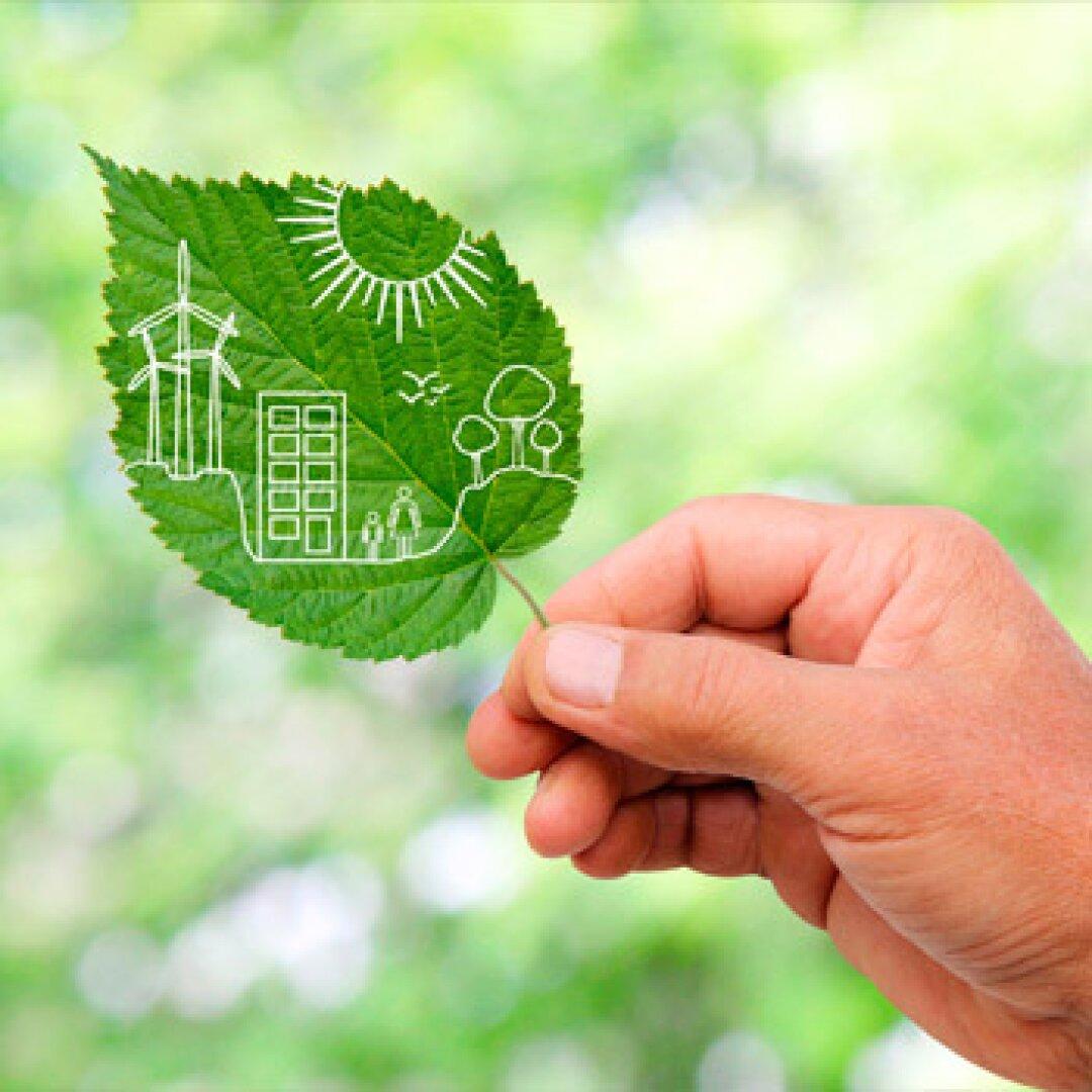 Klimaaktive nachhaltige Bauweise