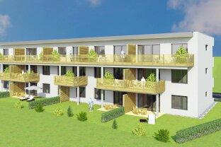 Familienglück - 4 Zimmer Gartenwohnung in zentraler Lage!