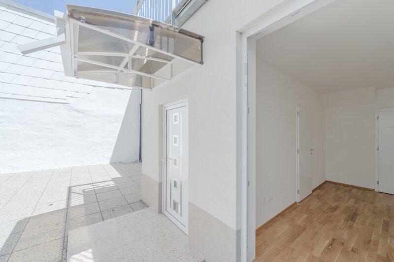 ++NEU** Exklusives HOFHAUS mit großzügigen Freiflächen (70m²), ERSTBEZUG! + Garage /  / 1160Wien / Bild 14
