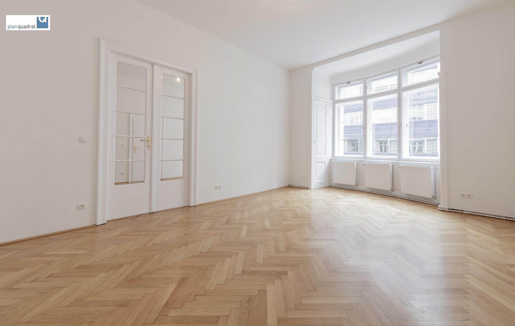 Büroraum 3 (gem. Grundriss - ca. 23,90 qm)
