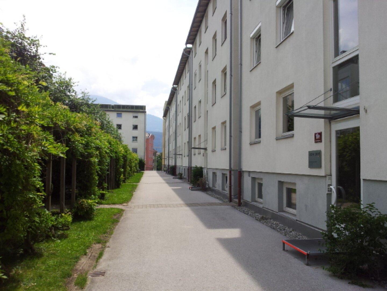 2-Zimmer-Wohnung Innsbruck Kirschentalgasse