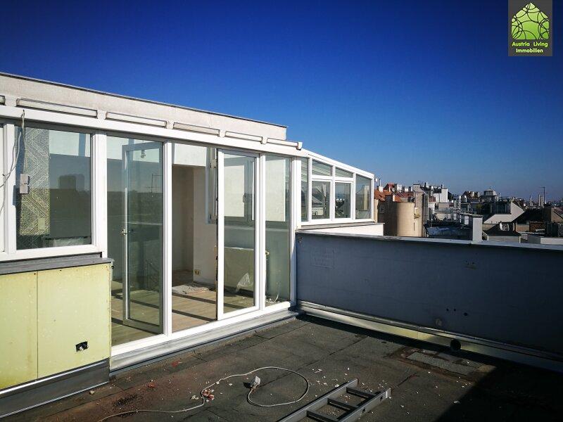 !!! TOP Preis !!!Dachgeschoßwohnung mit Terrasse /  / 1050Wien / Bild 1