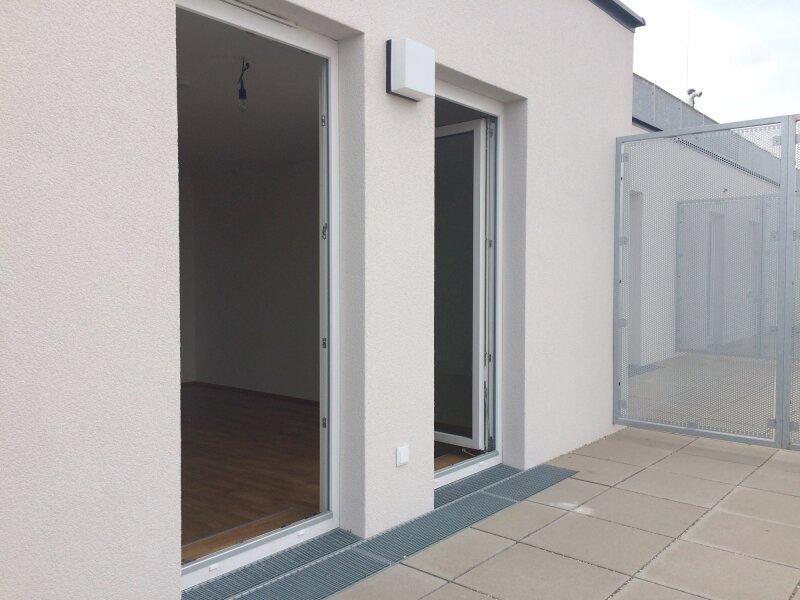 Unbefristete 2-Zimmer Dachterrassenwohnung