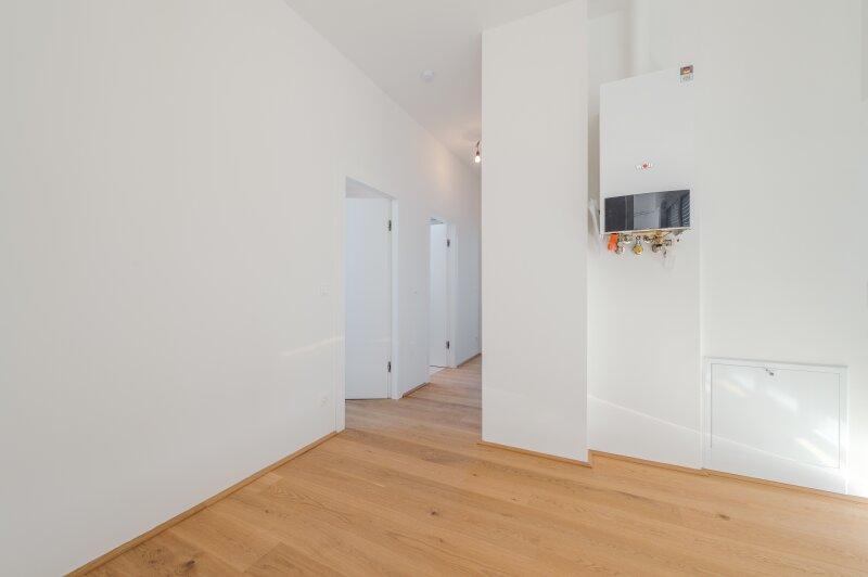 ++NEU** 3,5-Zimmer DG-Maisonette, ERSTBEZUG mit Terrasse und Loggia, sehr gutes Preis-Leistungsverhältnis!! /  / 1200Wien / Bild 8