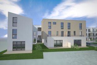 traumhafte Aussichten, Townhouse 8 mit großzügigen Aussenflächen im neuen Projekt Sankt Antoni - Zentrum Eisenstadt