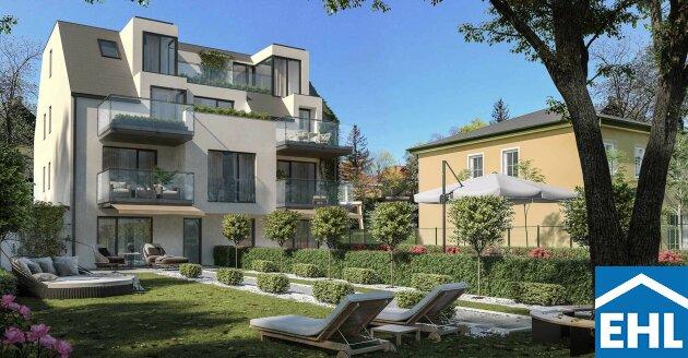 Modernes Neubauprojekt im begehrten Bezirk Hietzing