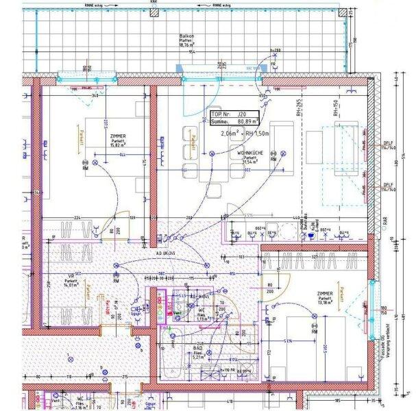 Provisionsfrei direkt vom Bauträger! Moderne Dachgeschosswohnung in Korneuburger-Top-Lage inkl. KFZ-Stellplatz /  / 2100Korneuburg / Bild 17